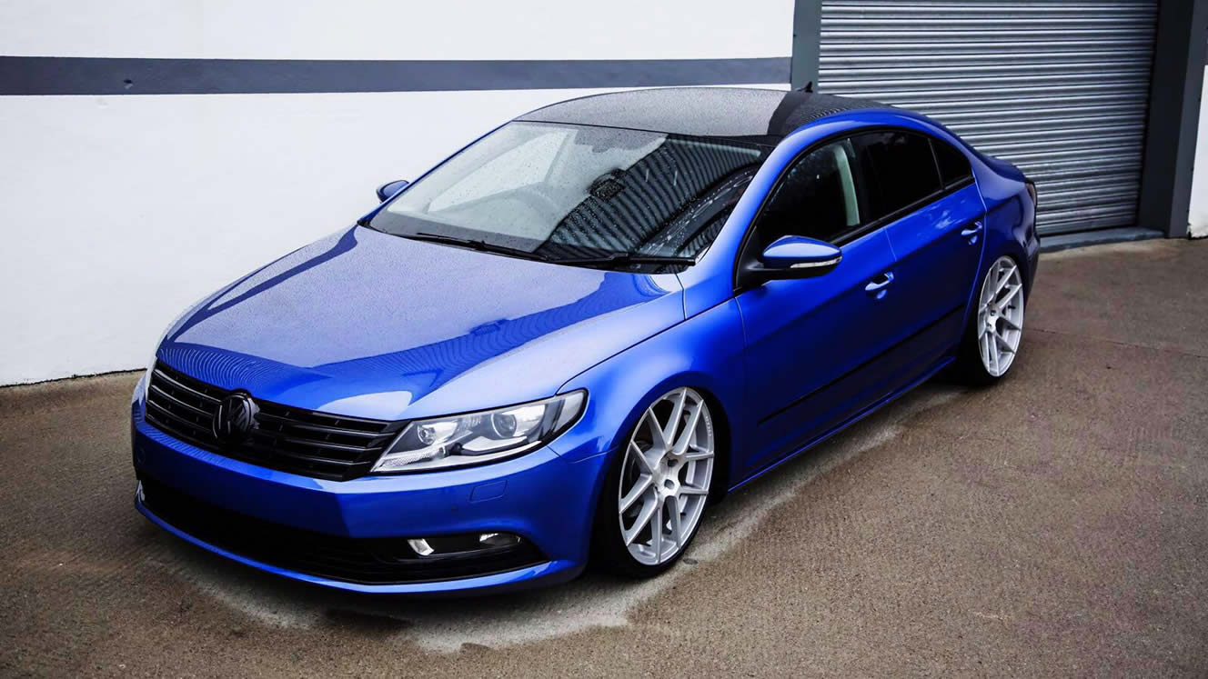 VW Passat for TGNI